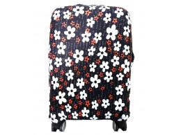 Чехол на чемодан  Олива, сумки оптом