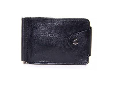 Зажим для денег с RFID защитой
