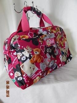 Оптовая продажа дорожных сумок Павлодар